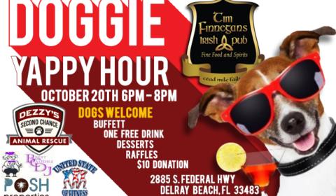 Doggie Yappy Hour