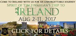 Finnegan's Irish Adventure - Click Here