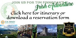 Finnegan's Irish Adventure - Click Here