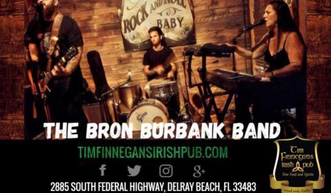 Bron Burbank Band