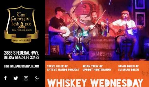 Whiskey Wednesday Band