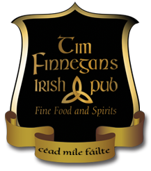 Tim Finnegans Irish Pub Logo