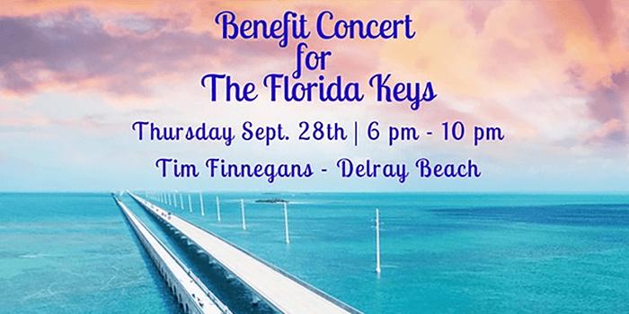 Benefit for the Florida Keys at Tim Finnegans