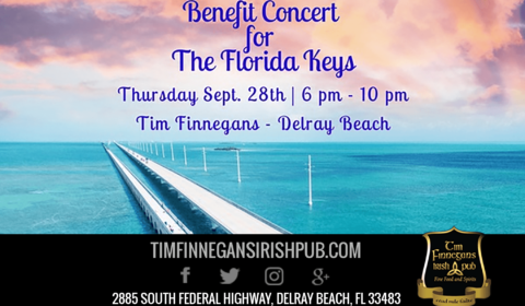 Benefit for the Florida Keys