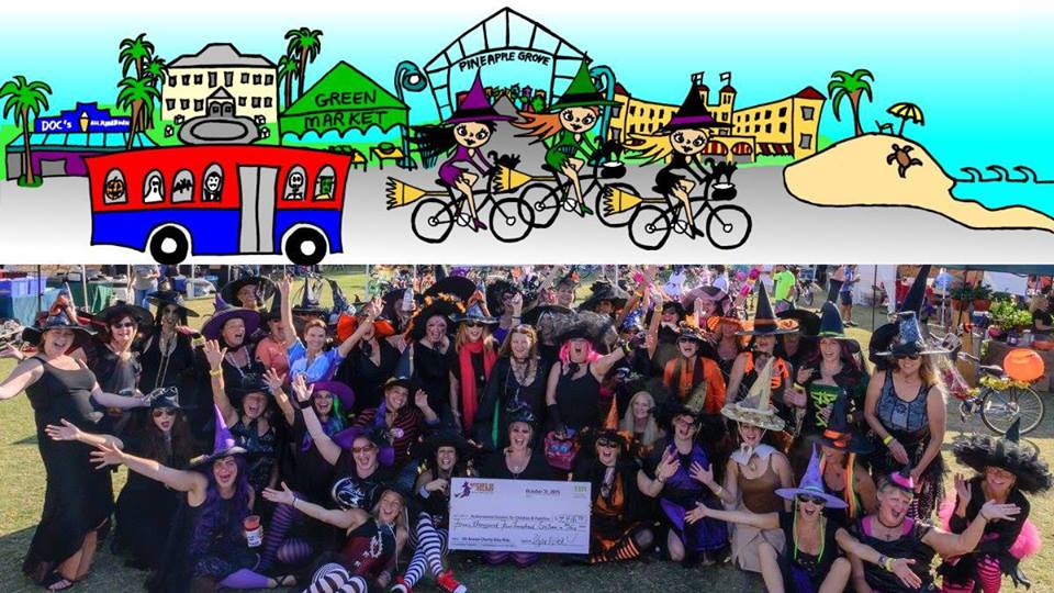 Witches of Delray Fundraiser