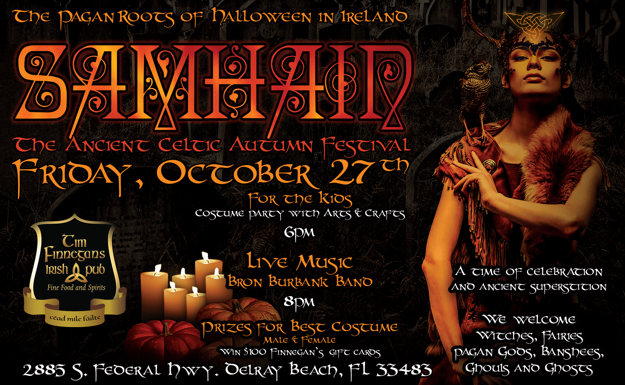 samhain halloween party